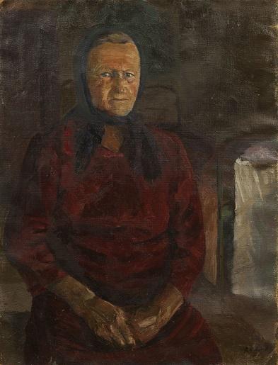 Бабушка с Онеги