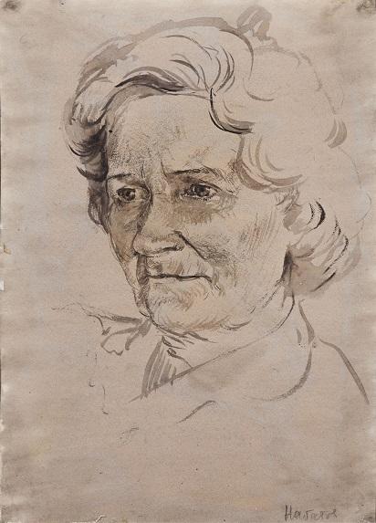 Портрет знакомой