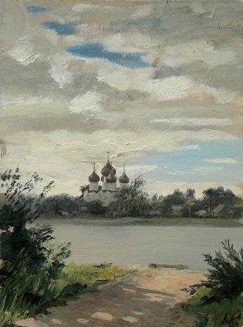 Исток Онеги. Каргополь