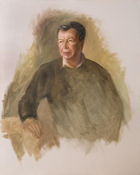 Портрет Виктора Ивановича Анпилова