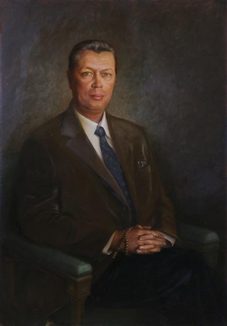Портрет Аншукова Игоря Викентьевича