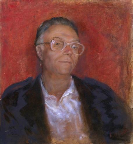 Портрет Михаила Федоровича Антонова