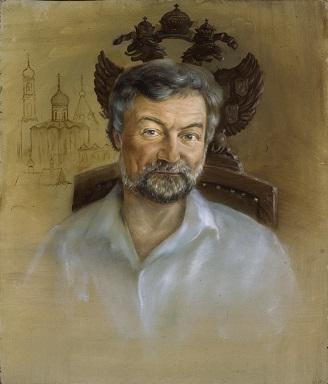 Портрет Астафьева Михаила Георгиевича