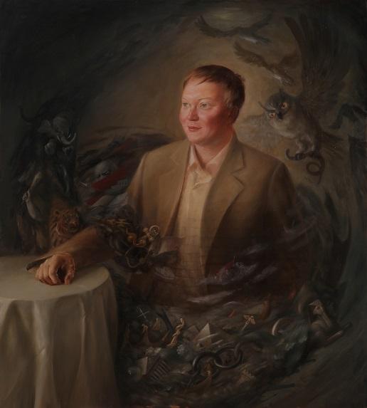Портрет Аверьянова Виталия Владимировича