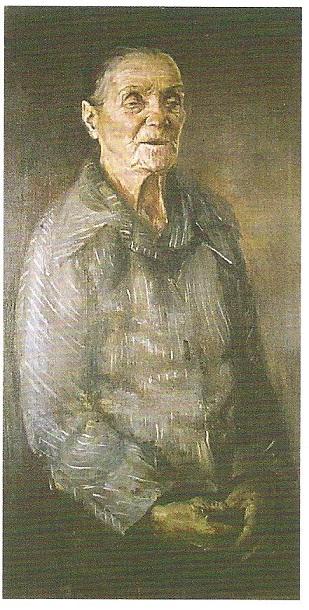 Портрет тетки Августы