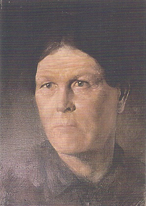 Портрет бабушки В.П. Астафьева