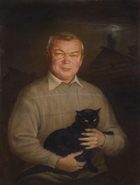 Портрет Александра Степановича Белозёрова