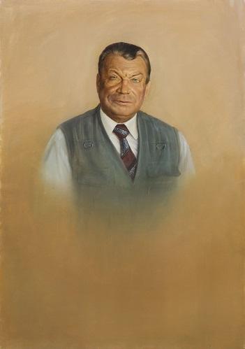 Портрет Бориса Александровича Гагарина