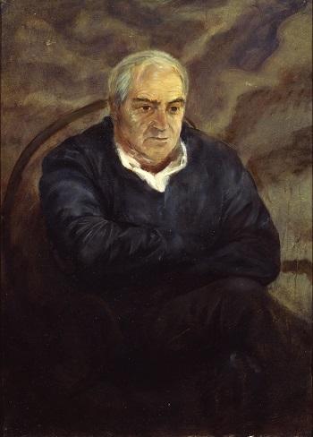 Портрет писателя Гранина Даниила Александровича