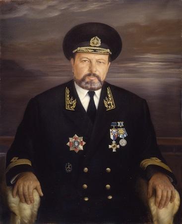 Портрет Владимира Гусенкова