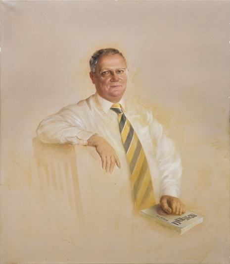 Портрет Исакова Владимира Борисовича