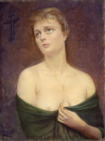 Портрет Кати Трушковской