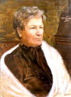 Портрет М.С. Корякиной