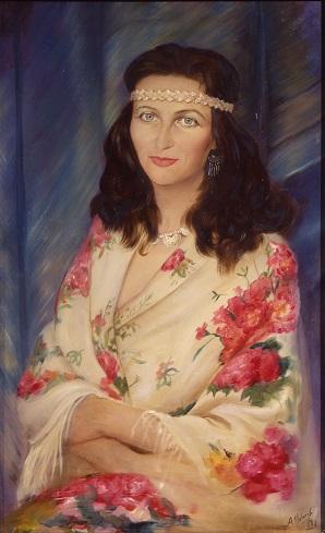 Портрет Галины Крыловой