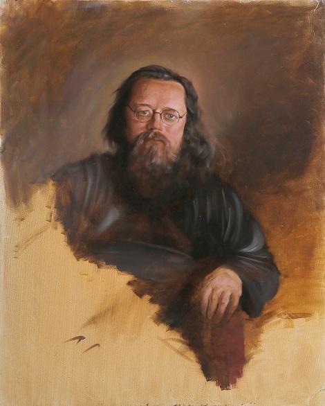 Портрет диакона о. Андрея Кураева