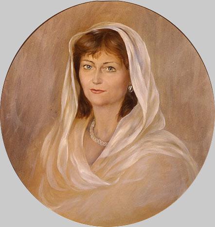 Портрет Нарочницкой Наталии Алексеевны