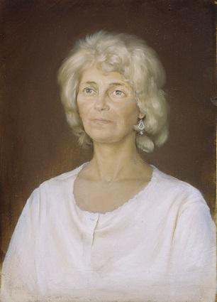 Портрет Оксаны Павленко