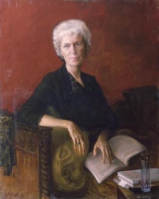 Портрет учительницы (Орловой Евгении Борисовны)