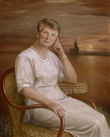 Портрет Валентины Николаевны Пивненко