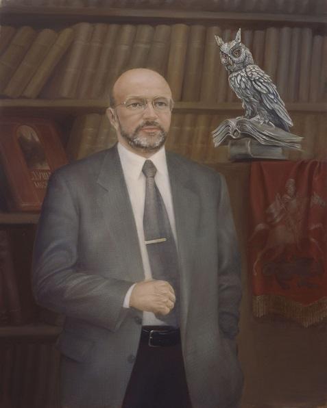 Портрет Владимира Михайловича П.