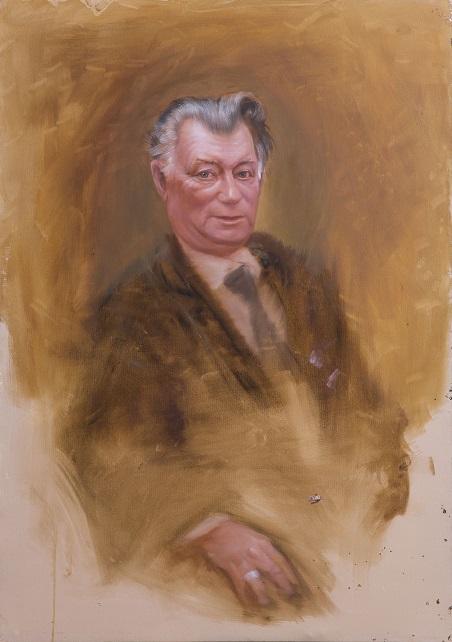 Портрет Райкова Геннадия Ивановича