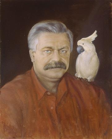 Портрет Руцкого Александра Владимировича