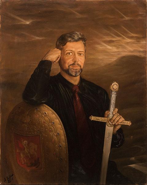 Портрет Савельева Андрея Николаевича