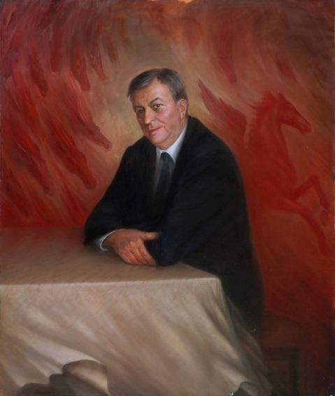 Портрет Селезнёва Геннадия Николаевича