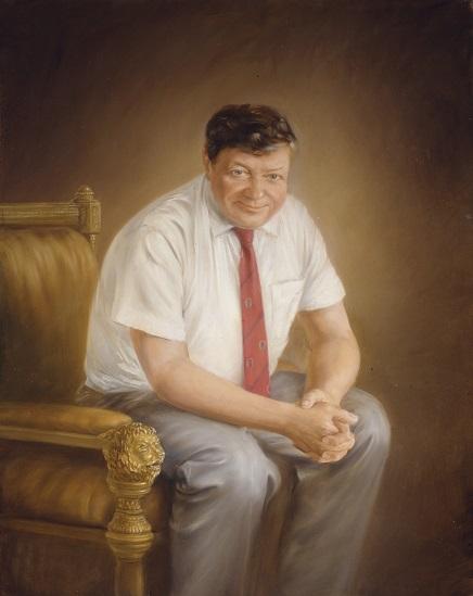 Портрет Сыроватко Виталия Григорьевича