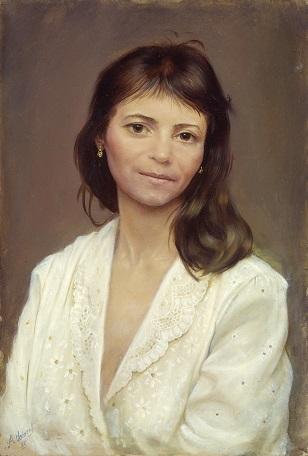 Портрет Галины Скрипки