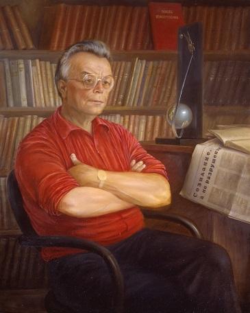Портрет Соколова Вениамина Сергеевича