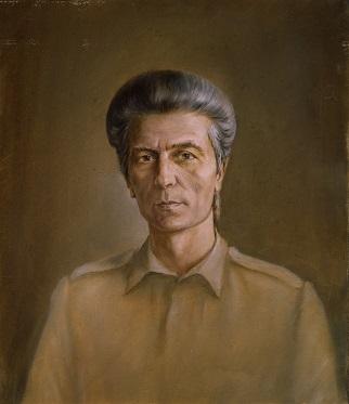 Портрет генерала Стерлигова Александра Николаевича
