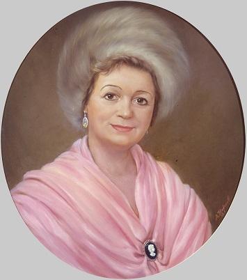 Портрет Зуевой Валентины Григорьевны