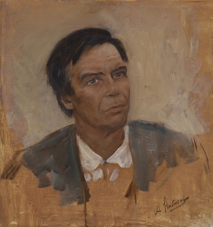 Портрет Свининникова Валентина Михайловича
