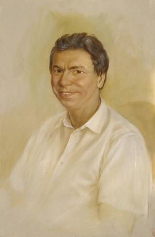 Портрет Фахрутдинова Вакифа Шахинуровича