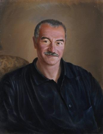 Портрет Магатаева Вали Кадиевича