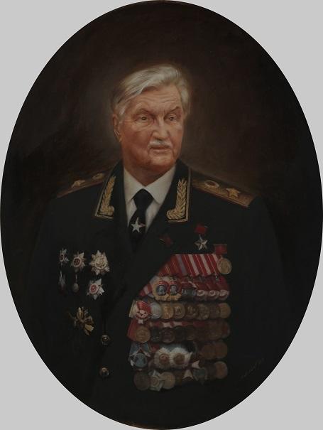 Портрет генерала Варенникова Валентина Ивановича