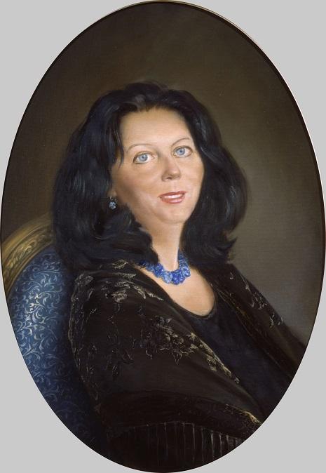 Портрет Елены Николаевны Ведуты