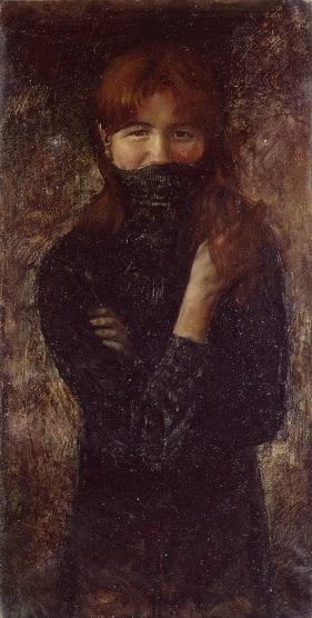 Портрет Винеры Махмутовой