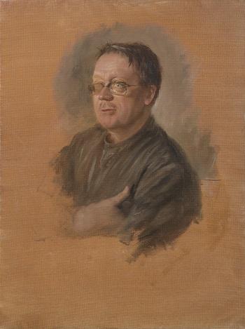 Портрет Воробьева Алексея Максимовича