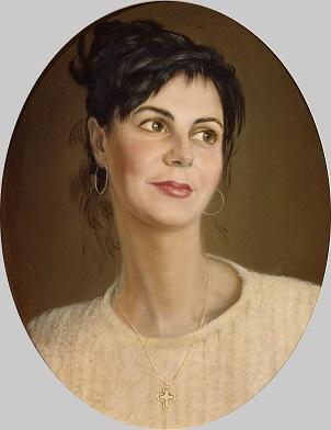 Портрет Кристины Вожжовой