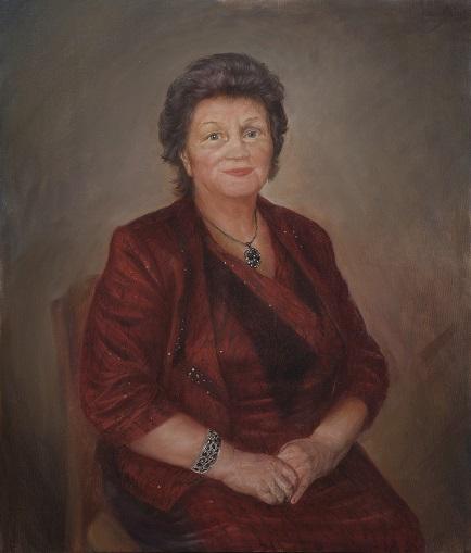 Портрет Захаровой Татьяны Михайловны