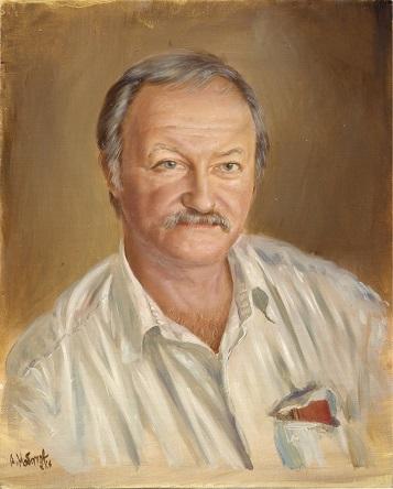 Портрет поэта Золотцева Станислава Александровича